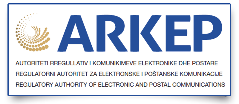 ARKEP: Regulatory Authority of Electronic and Postal Communications - Kosovo