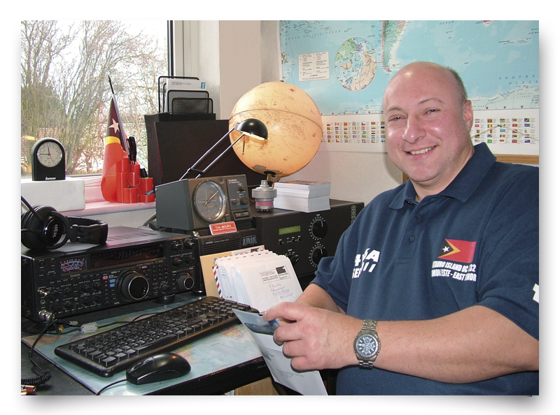 Z68UR QSL Manager M0URX Tim. United Radio QSL Management Bureau